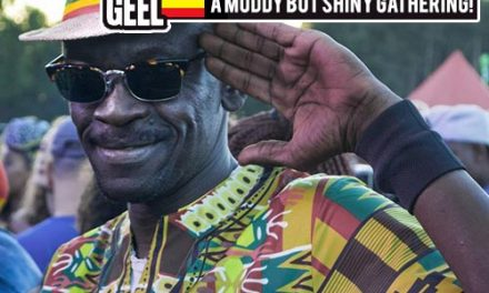 Reggae Geel 2016 – A Muddy But Shiny Gathering