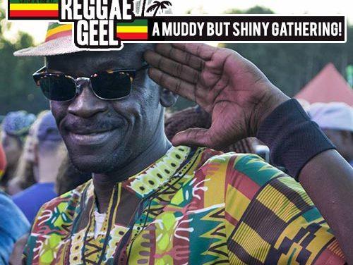 Reggae Geel 2016 – A Muddy But Shiny Gathering