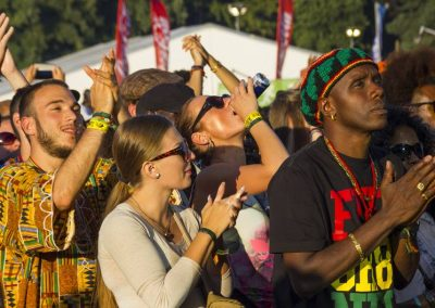 Audience Reggae Geel 2016
