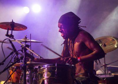Blak Soil Band Reggae Geel 2016