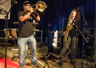 Dave Barker band Reggae Geel 2016