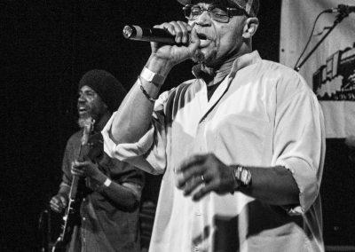 Dave Barker Reggae Geel 2016