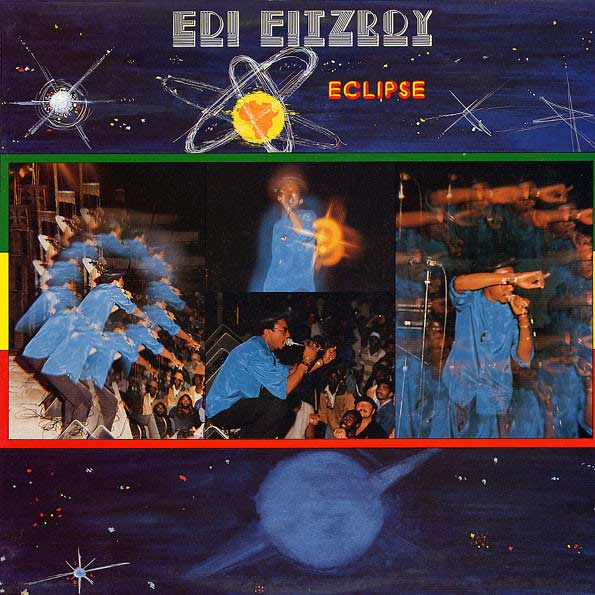Edi Fitzroy - Eclipse