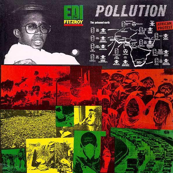 Edi Fitzroy - Pollution