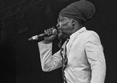 Junior Reid Reggae Geel 2016