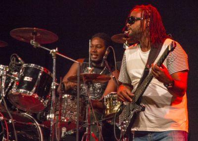 Kaushan Band Reggae Geel 2016