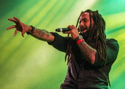 Ky-Mani Marley Reggae Geel 2016