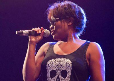 Tanya Stephens Reggae Geel 2016