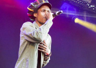 Yung JR Reggae Geel 2016
