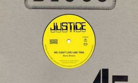 Barry Brown – We Can't Live Like This