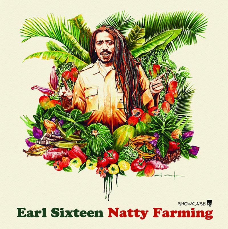 Natty Farming by Sil Cunningham