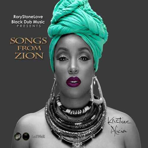 Kristine Alicia - Songs From Zion