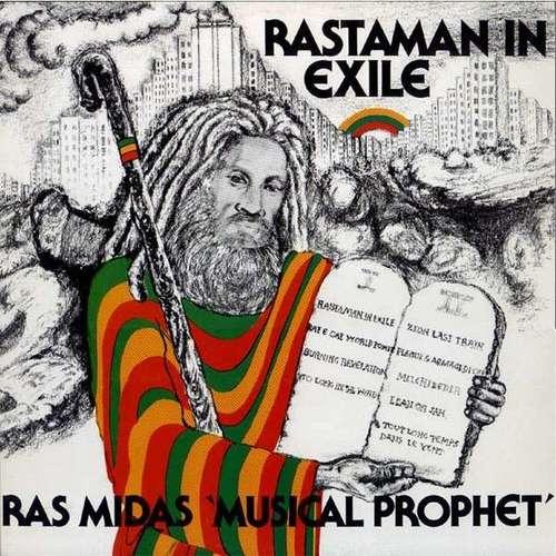 Ras Midas - Rastaman In Exile