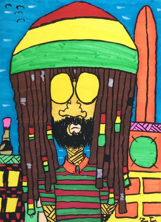 Rasta Love By Ziv Lahat Reggae Vibes Amazing Rasta Love Lyrics