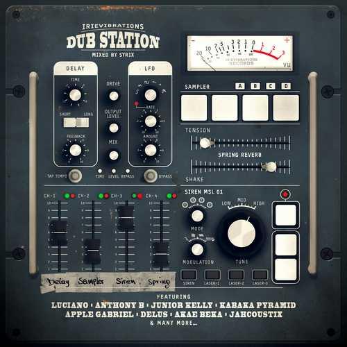 Various - Irievibrations Dub Station