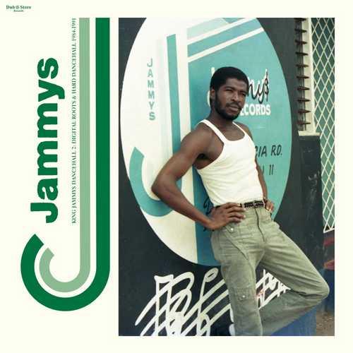 Various - King Jammy's Dancehall Part 2: Digital Roots & Hard Dancehall 1984-1991