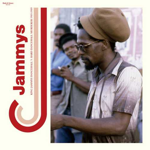 Various – King Jammy's Dancehall Part 3: Hard Dancehall Murderer 1985-1989