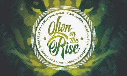 Various – Lion On The Rise Riddim