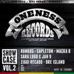 Various – One Love, One Heart, Oneness Vol. 2