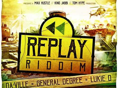 Various – Replay Riddim EP
