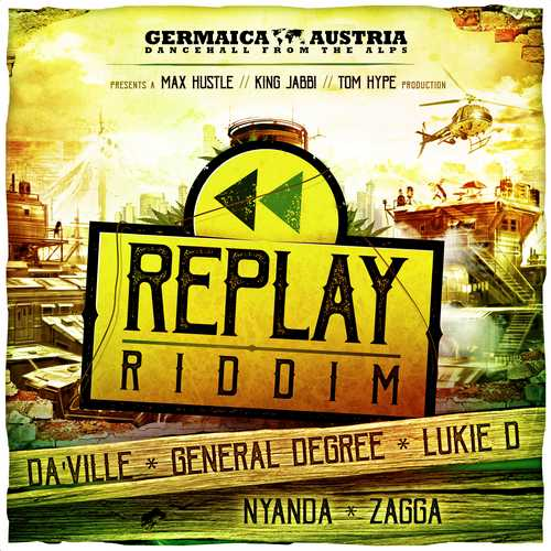 Various – Replay Riddim EP