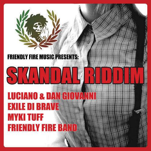 Various – Skandal Riddim EP