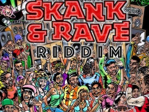 Various – Skank & Rave Riddim