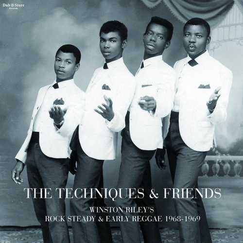 Various – The Techniques & Friends – Winston Riley's Rock Steady & Early Reggae 1968-1969
