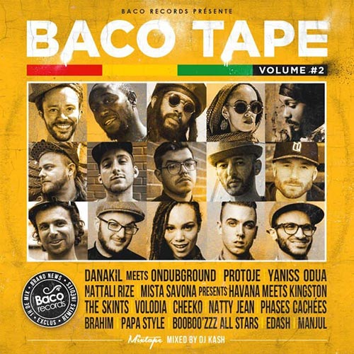 DJ Kash Presents :  Baco Tape Volume 2