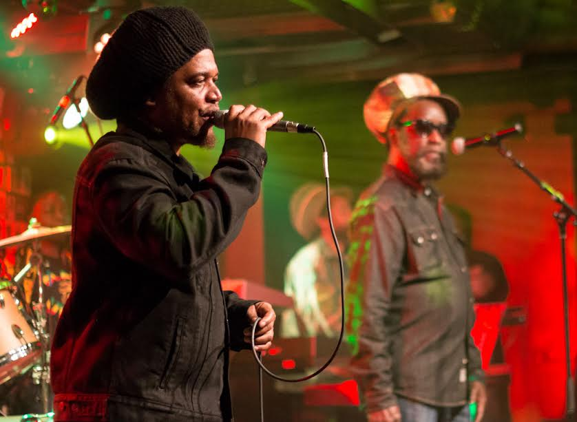 Black Uhuru live @ Belly Up