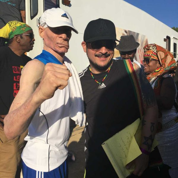 King Yellowman & Stephen Cooper