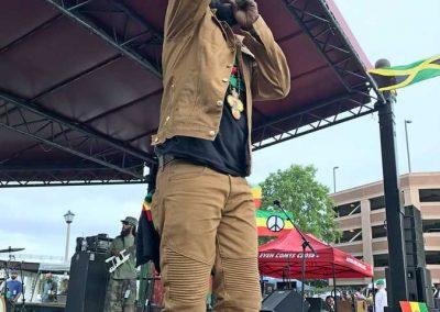 The Chesapeake Bay Reggae Festival