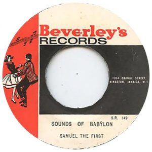 Sounds Of Babylon