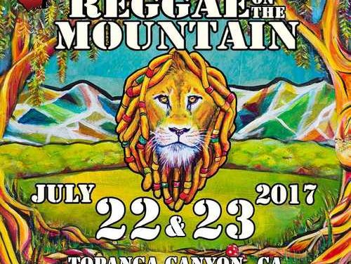 Music Royalty & Raging Fyah Figure Prominently at Reggae on the Mountain 2017