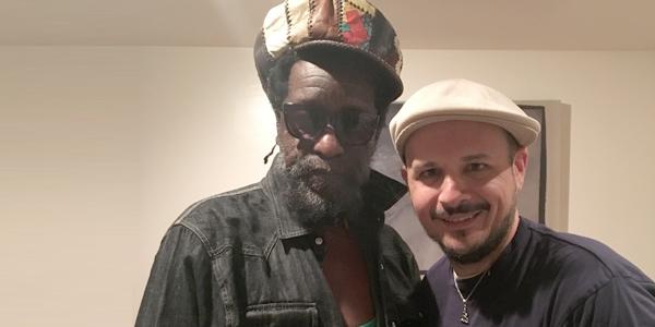 Duckie 'Black Uhuru' Simpson & Stephen Cooper