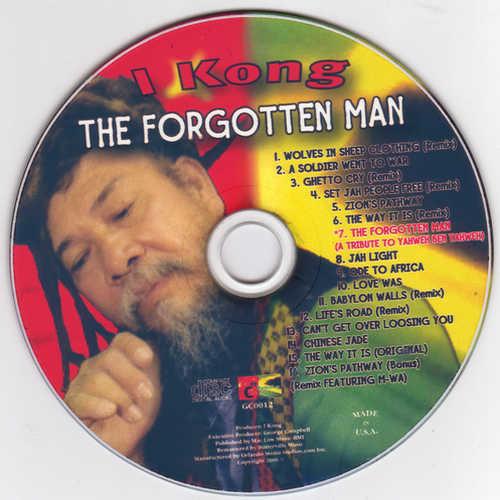 I Kong - The Forgotten Man
