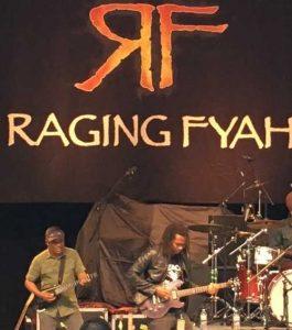 raging fyah live