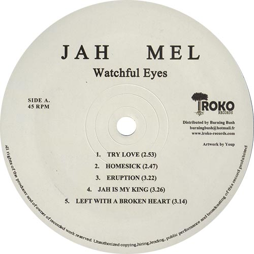 Watchful Eyes LP
