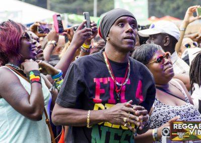 Audience Reggae Geel 2017