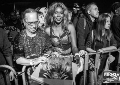 Audience @ Hempress Sativa Reggae Geel 2017