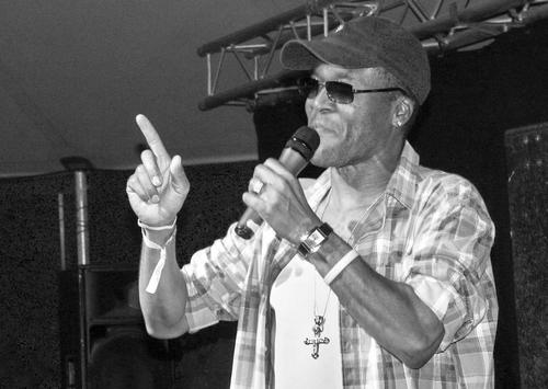 Carlton Livingston @ Reggae Geel 2012