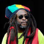 15 scintillating minutes with reggae superstar David Hinds