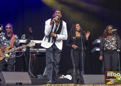 Glen Washington Reggae Geel 2017