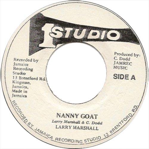Larry Marshall - Nanny Goat