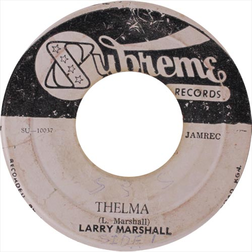 Larry Marshall - Thelma