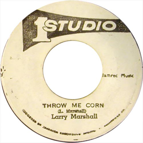 Larry Marshal - Throw Me Corn
