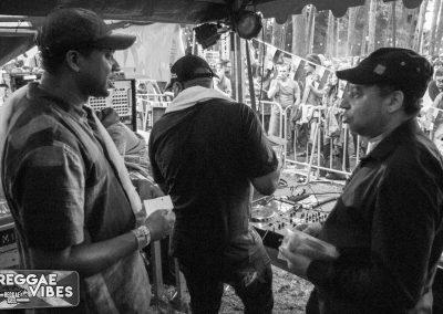 "Mafia & Fluxy @ 18"" Corner Reggae Geel 2017"