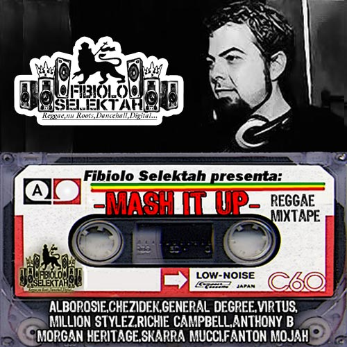 Fibilio Selektah Presents Mash It Up Reggae Mixtape