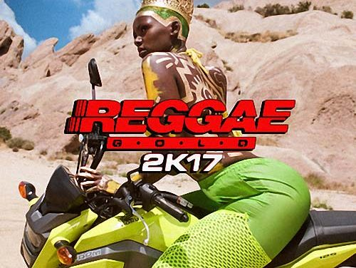 Various – Reggae Gold 2K17
