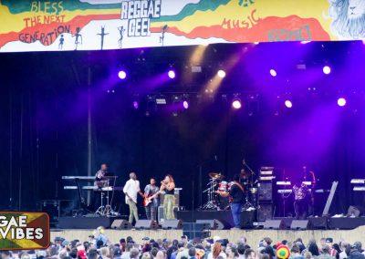 Tessanne Chin Reggae Geel 2017